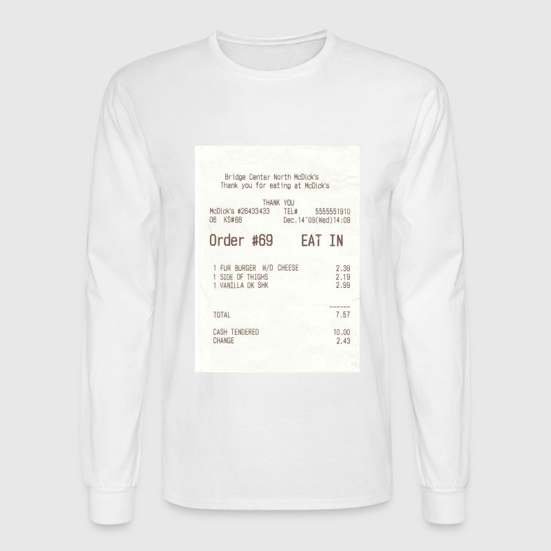 Mc Dicks - Men's Long Sleeve T-Shirt