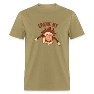 You Wanna Spank My Monkey