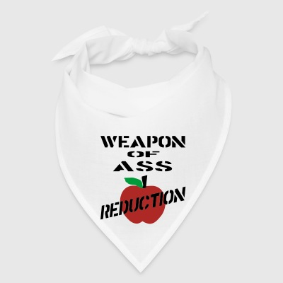 Creme Weapon Of Ass Reduction Accessories - Bandana