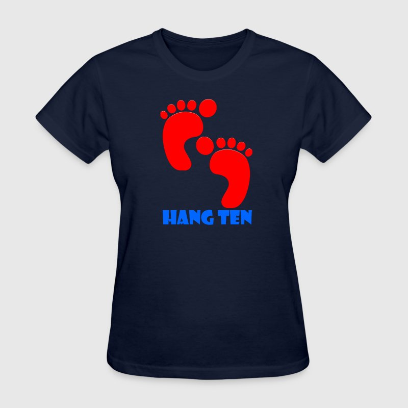 Hang Ten - Women's T-Shirt