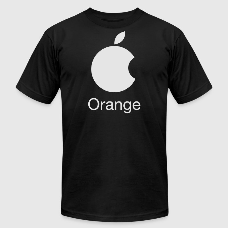 iOrange - Men's T-Shirt by American Apparel