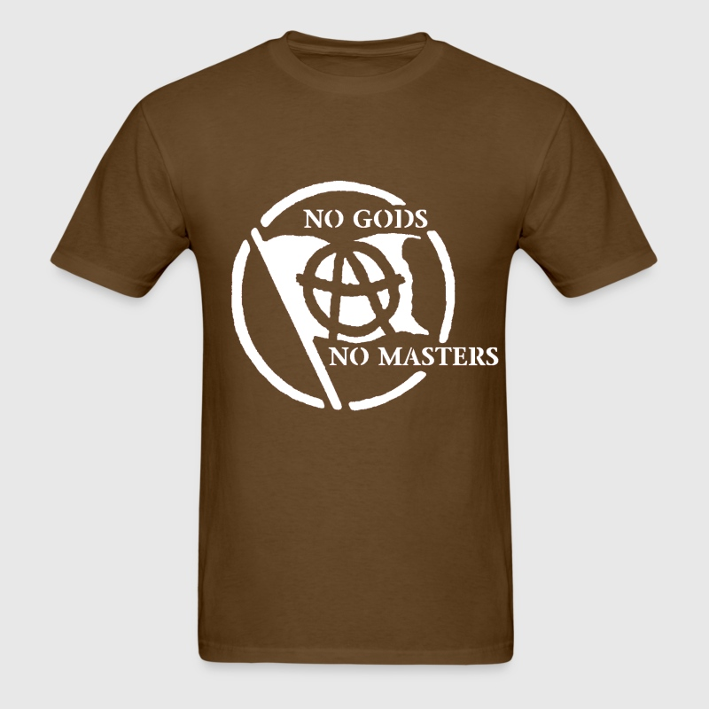 No Gods No Masters - Men's T-Shirt