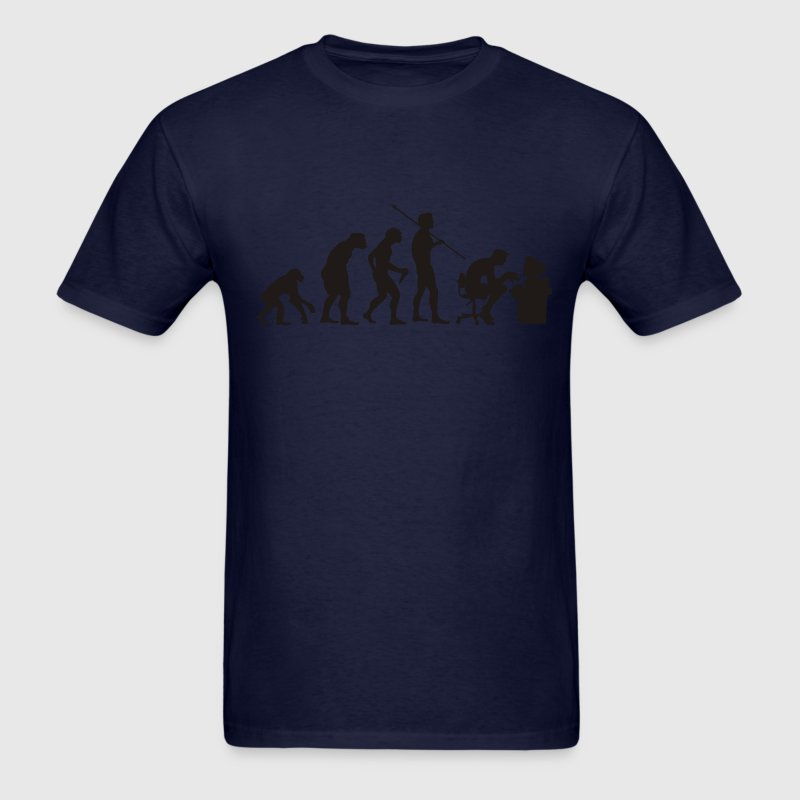 Evolution of a Computer Geek T-Shirt | Spreadshirt