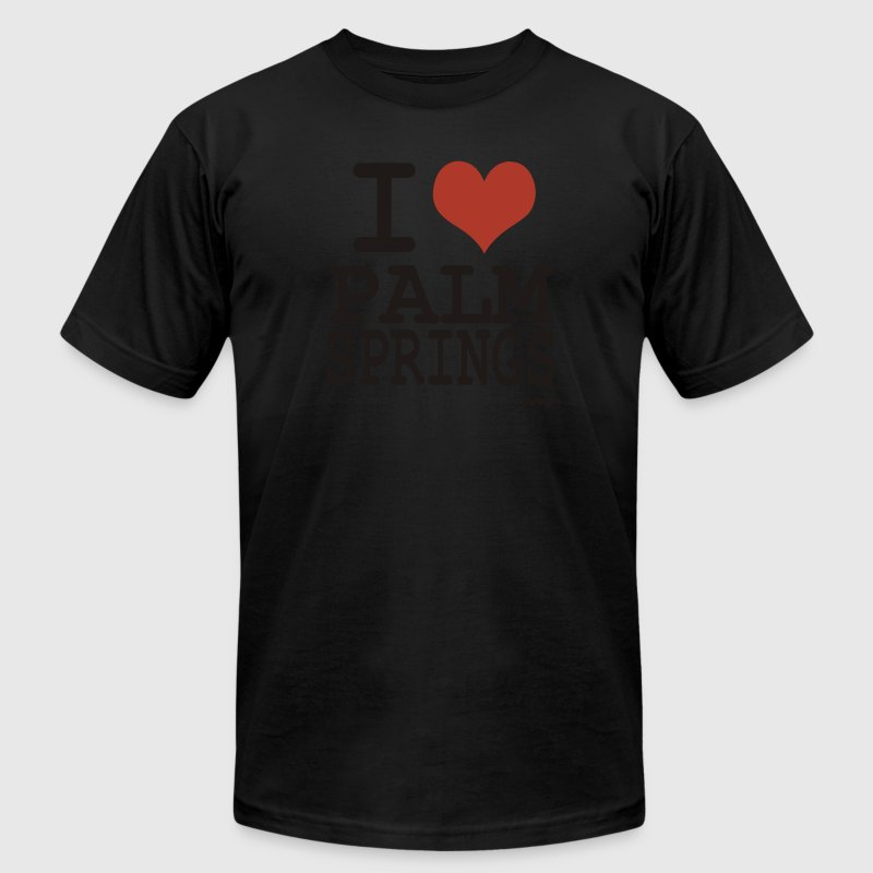 I love palm springs by wam t shirt spreadshirt for T shirt city palm springs