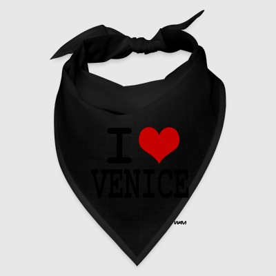 Black i love venice by wam Bags  - Bandana
