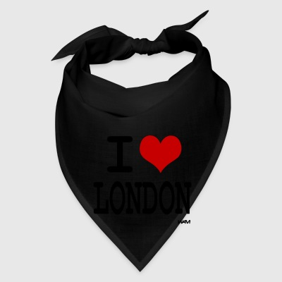 Black i love london by wam Bags  - Bandana