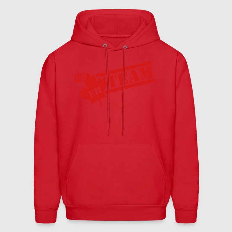 The Eh Team - Men's Hoodie