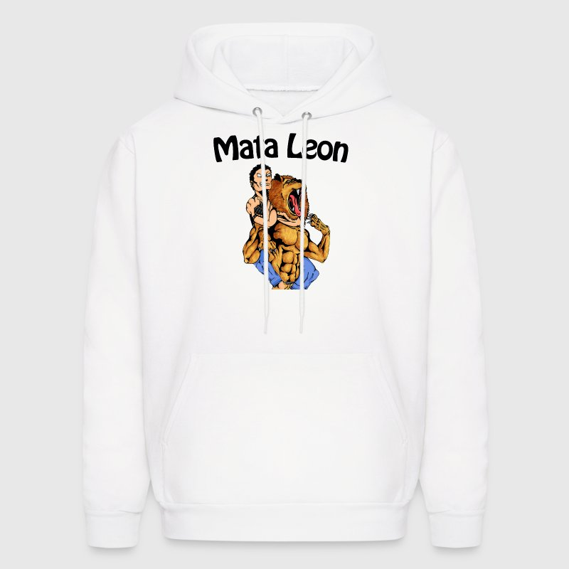 Mata Leon - Rear Naked Choke - The Lion Kill - Men's Hoodie