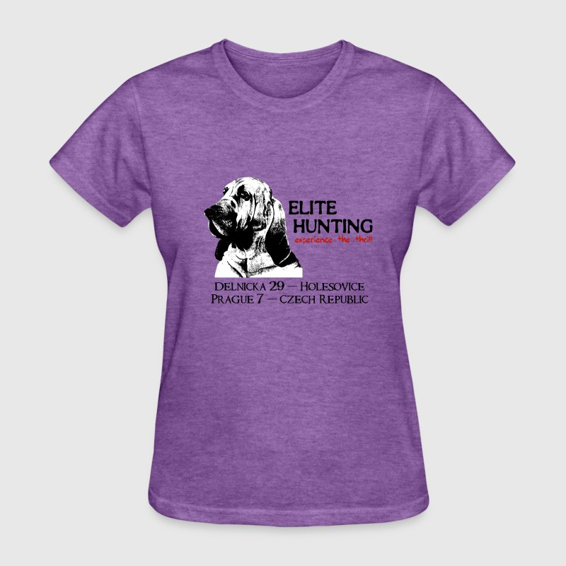 Deep heather Hostel Elite Hunting Women's T-Shirts - Women's T-Shirt