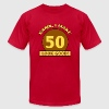 Sexy 50th Birthday - Men's T-Shirt by American Apparel