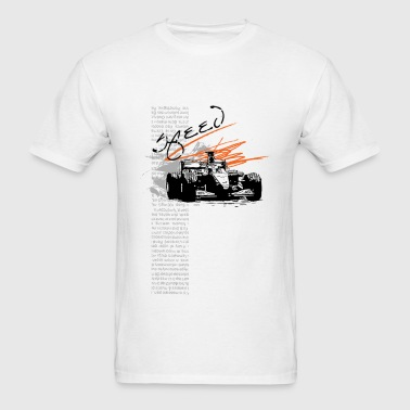 F1 GP Racing - Men's T-Shirt