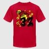 Happy Birthday 32 Years - Men's Fine Jersey T-Shirt