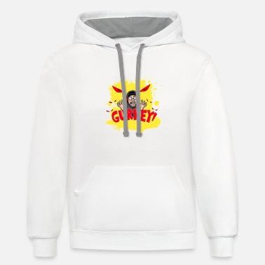 gurkey tees, gift to all friends, family - Contrast Hoodie