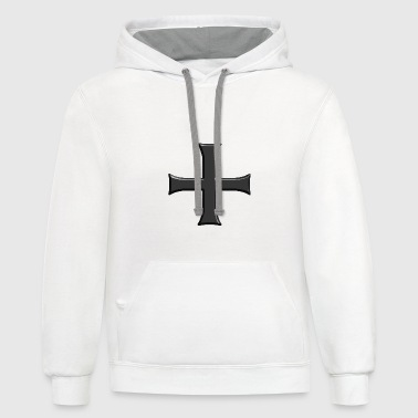 crusade for peace - Contrast Hoodie