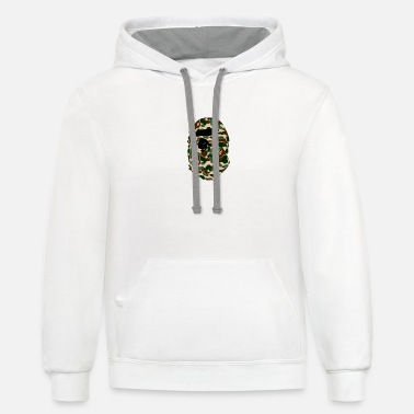 Bathing BAPE A BATHING APE - Unisex Two-Tone Hoodie