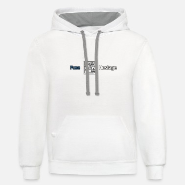 Rainbow Six Siege Don t Fuze the Hostage - Unisex Two-Tone Hoodie