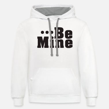 Vfl Be mine - Unisex Two-Tone Hoodie