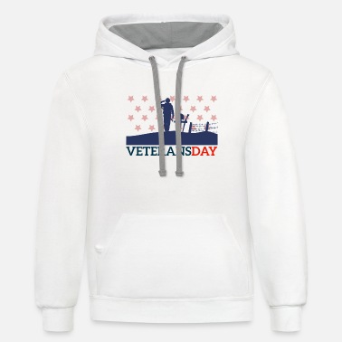 Great Day Great Day - Unisex Two-Tone Hoodie