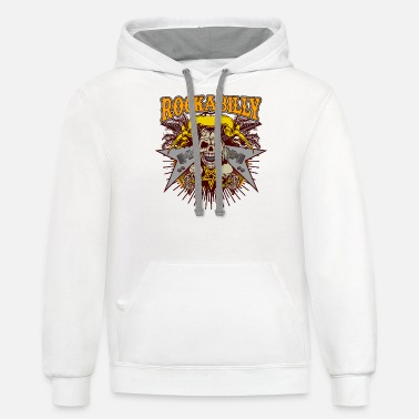 c9bafb800 Shop Rockabilly Hoodies & Sweatshirts online | Spreadshirt
