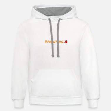 Painting Painting - Unisex Two-Tone Hoodie