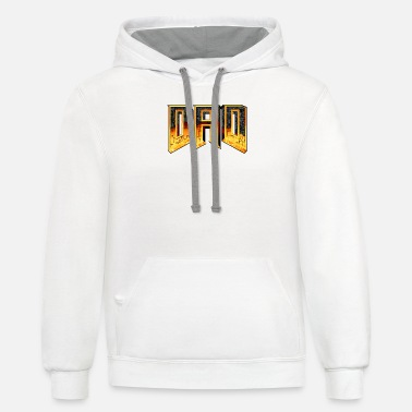 D A D - Unisex Two-Tone Hoodie