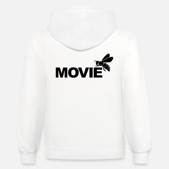 Star Hoodies & Sweatshirts - movie - Unisex Two-Tone Hoodie white/gray