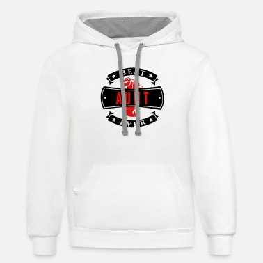 Best Aunt Ever Best Aunt Ever - Unisex Two-Tone Hoodie