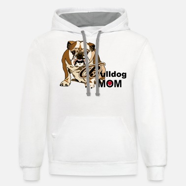 Bulldog Mom Men's Premium T-Shirt | Spreadshirt