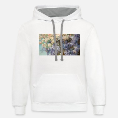 Flora flora - Unisex Two-Tone Hoodie