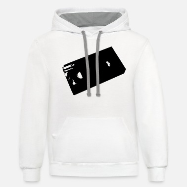 Tape tape - Unisex Two-Tone Hoodie