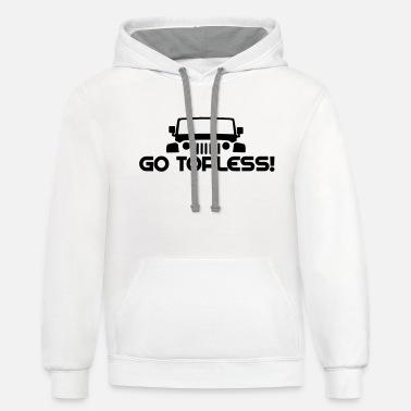 1dd95ee9d GO TOPLESS! JEEP JK Men's T-Shirt | Spreadshirt