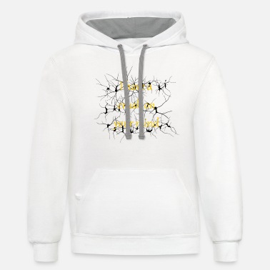 Have A Crush crush on you mind - Unisex Two-Tone Hoodie
