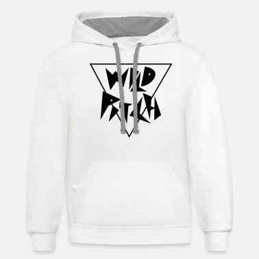 Wild Wild Pitch - Unisex Two-Tone Hoodie