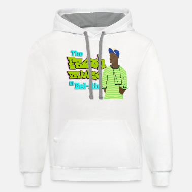 Air The Fresh Prince of Bel Air - Unisex Two-Tone Hoodie