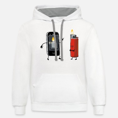 Concert Concerts will never be the same - Unisex Two-Tone Hoodie