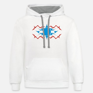 Relief relief 2 - Unisex Two-Tone Hoodie