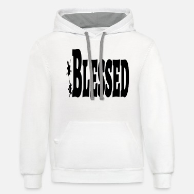 sayings for t shirts - Unisex Two-Tone Hoodie