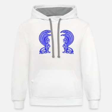 Story Southern Oracle - Unisex Two-Tone Hoodie