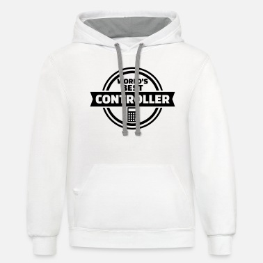 Controller Controller - Unisex Two-Tone Hoodie