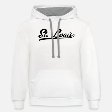 St. Louis City T-Shirt - Unisex Two-Tone Hoodie