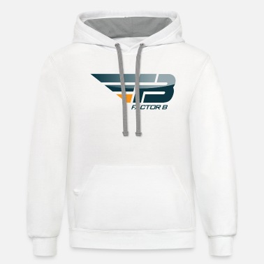 FBL Promo png - Unisex Two-Tone Hoodie