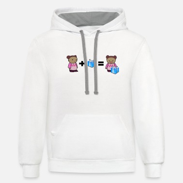 Affection affect - Unisex Two-Tone Hoodie
