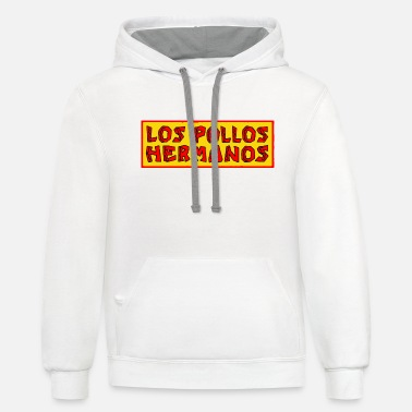 Gustavo Fring loss - Unisex Two-Tone Hoodie