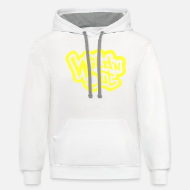 Wild wild and out - Unisex Two-Tone Hoodie
