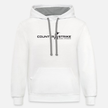 Csgo Counter Strike Global Offensive - Unisex Two-Tone Hoodie