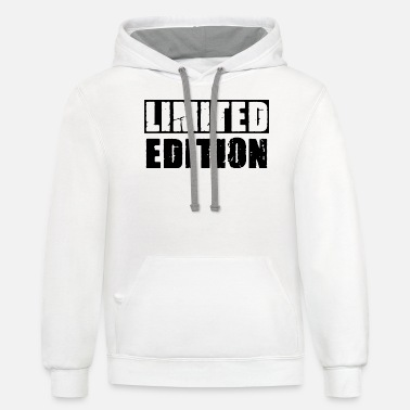 limited edition - Unisex Two-Tone Hoodie