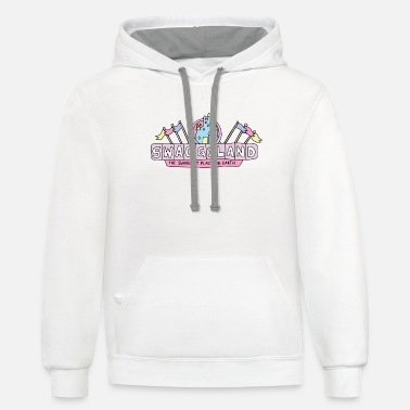 SWAGGYLAND - Unisex Two-Tone Hoodie