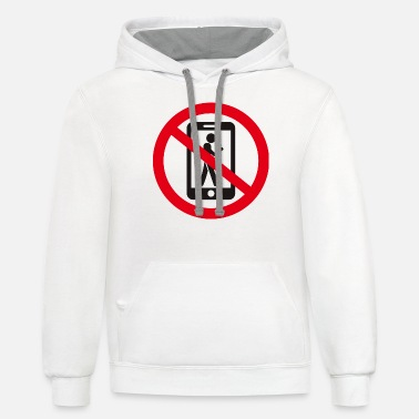 Prohibition the prohibition - Unisex Two-Tone Hoodie