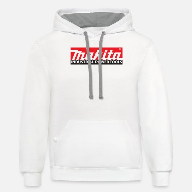 Power makita - Unisex Two-Tone Hoodie