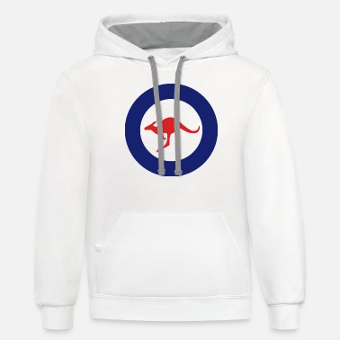 Air Royal Australian Air Force - Unisex Two-Tone Hoodie